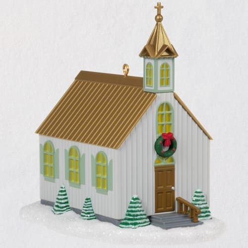 All Are Welcome Church Ornament 2021