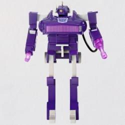 Hasbro® Transformers® Shockwave™ Ornament