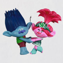 DreamWorks Animation Trolls Holiday in Harmony Poppy and Branch