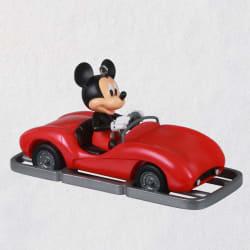 Disney Autopia A Futuristic Freeway to Fun! Ornament