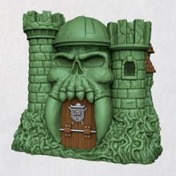 He-Man and the Masters of the Universe Castle Grayskull Ornament