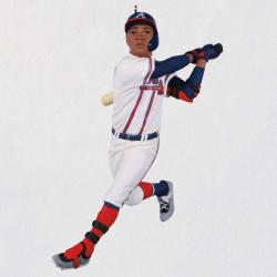 MLB Atlanta Braves™ Ronald Acuña Jr. Ornament