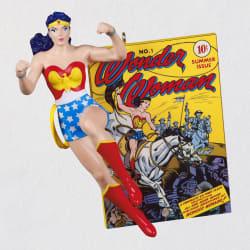 DC Comics™ Wonder Woman™ 80th Anniversary Ornament
