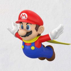 Nintendo Caped Mario Ornament