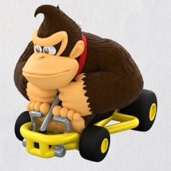 Nintendo Mario Kart™ Donkey Kong Ornament