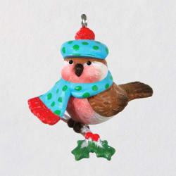 Mini Cozy Lil' Critters Ornament, 1.2