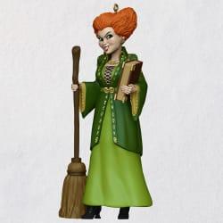Disney Hocus Pocus Winifred Sanderson Halloween Ornament