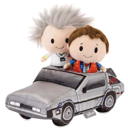 itty bittys® Back to the Future Marty McFly and Dr. Emmett Brown