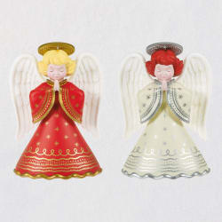 Heirloom Angels Surprise Mystery Box Ornament
