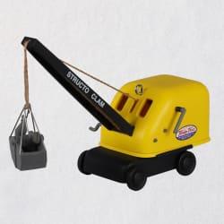 Hasbro® Tonka® Crane and Clam 75th Anniversary Ornament