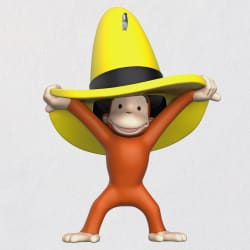 Curious George™ Always Very Curious Ornament