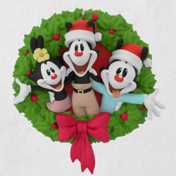 Animaniacs Merry to the Max Ornament