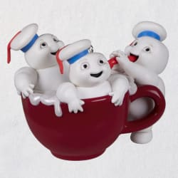 Ghostbusters: Afterlife™ Mini Stay Puft Marshmallows Ornament