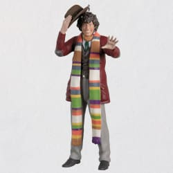 Doctor Who The Fourth Doctor Ornament