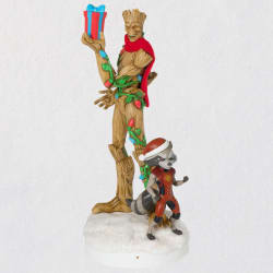 Marvel Guardians of the Galaxy Peekbuster Ornament