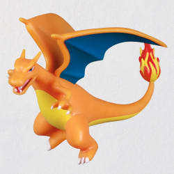 Pokémon Charizard Ornament