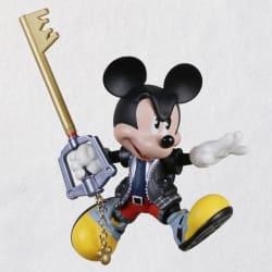 Disney Kingdom Hearts King Mickey Ornament