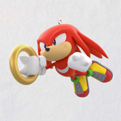 Sonic the Hedgehog™ Knuckles Ornament