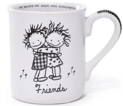 Children of the Inner Light Mug - Friends (Girls Hug) Mug
