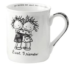 Children of the Inner Light Mug - Best Friends Mug