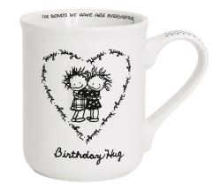 Children of the Inner Light Mug - Birthday Hug Mug