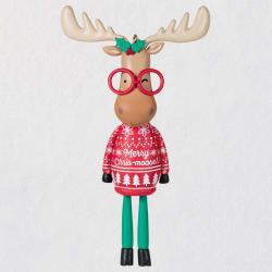 Merry Chris-moose Ornament
