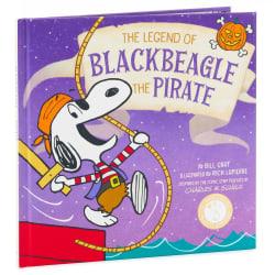 Peanuts® The Legend of Blackbeagle the Pirate Pop-Up Book