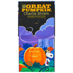 Peanuts® It's the Great Pumpkin, Charlie Brown Lighted Book
