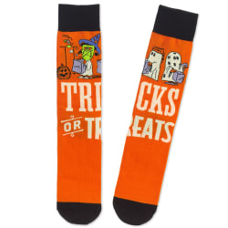 Peanuts® Tricks or Treats Halloween Novelty Crew Socks