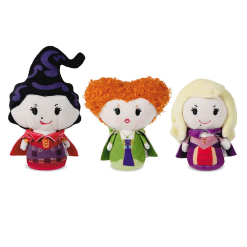 itty bittys® Disney Hocus Pocus Sanderson Sisters Plush, Set (3)