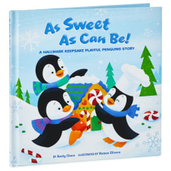 As Sweet As Can Be: A Hallmark Keepsake Playful Penguins Book