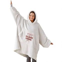 Cozy Like a Hallmark Channel Movie Blanket Sweatshirt