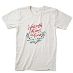 Hallmark Channel Joy to My World T-Shirt