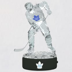 NHL® Toronto Maple Leafs® Ice Hockey Player Ornament With Light