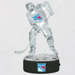 NHL® New York Rangers® Ice Hockey Player Ornament With Light