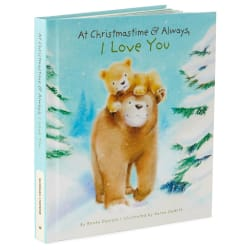 At Christmastime & Always, I Love You Recordable Storybook