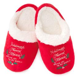 Hallmark Channel Joy to My World Women's Slippers