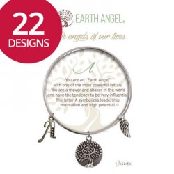 Earth Angel Bracelets • Initials