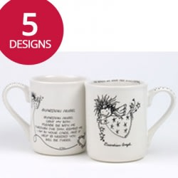 Children of the Inner Light Mugs • Faith & Love
