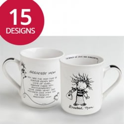 Children of the Inner Light Mugs • Family