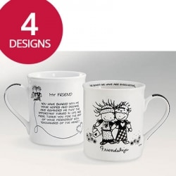 Children of the Inner Light Mugs • Friends