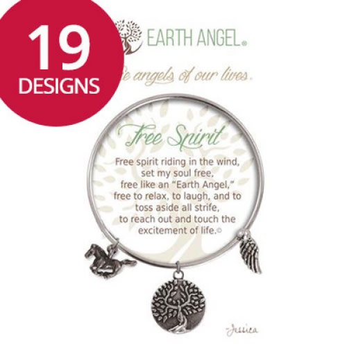 Earth Angel Bracelets • Sentiment/Other