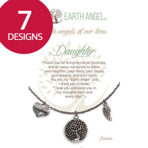 Earth Angel Necklaces • Family