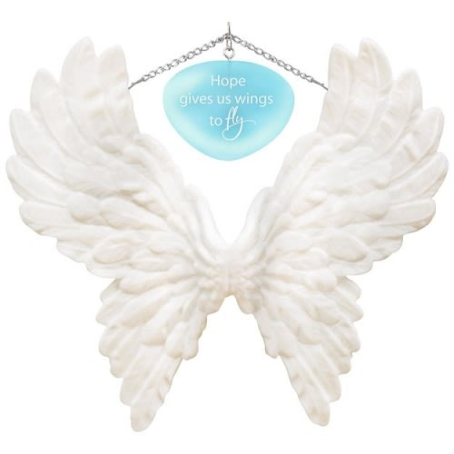 Wings to Fly Encouragement Ornament