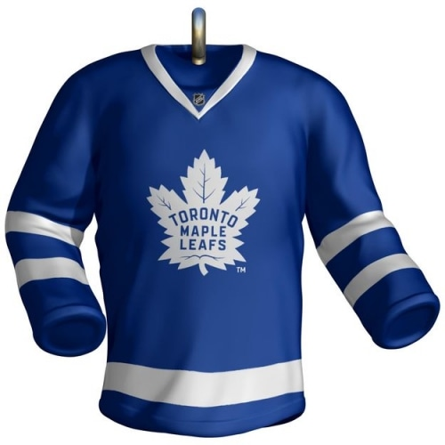 NHL Toronto Maple Leafs® Jersey Ornament