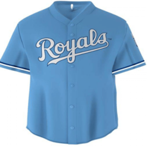 Kansas City Royals™ Jersey Ornament