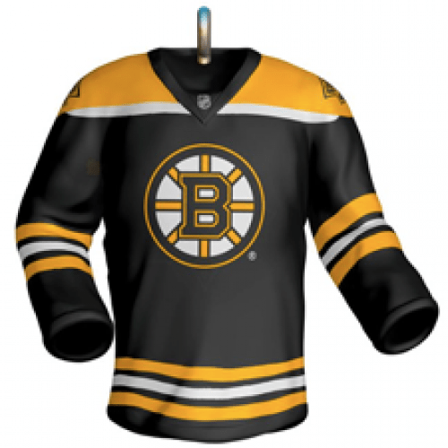 NHL Boston Bruins® Jersey Ornament