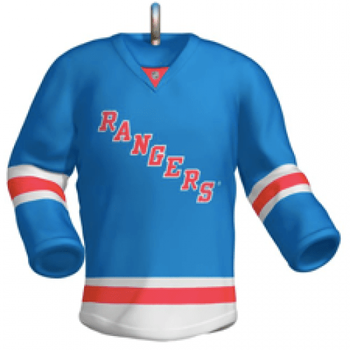 NHL New York Rangers® Jersey Ornament