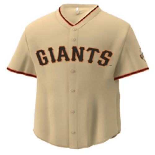 San Francisco Giants™ Jersey Ornament