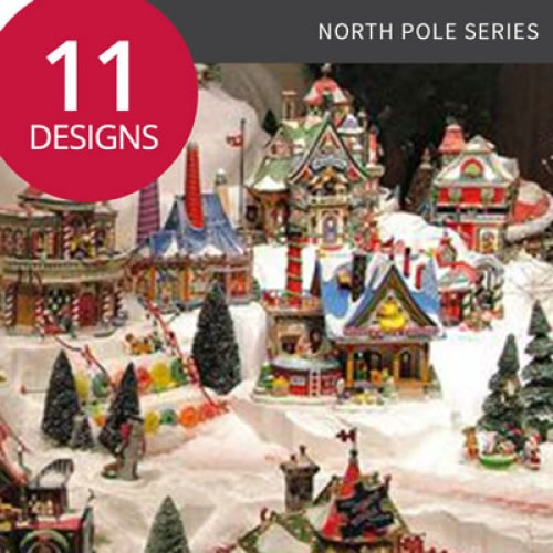 Department 56 •  North Pole